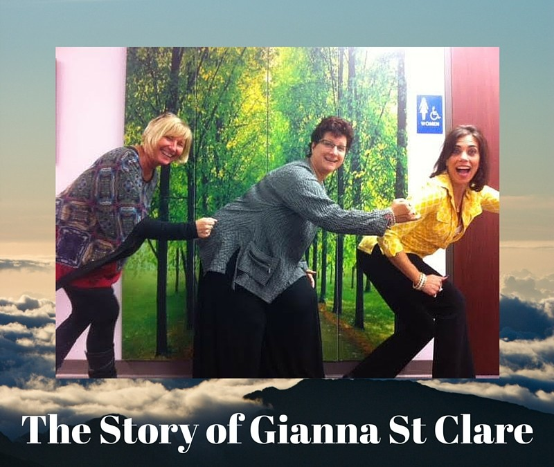 The Story of Gianna St Clare