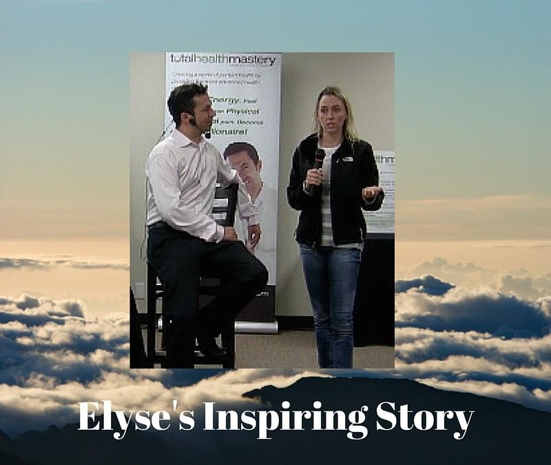 Elyse's Inspiring Story