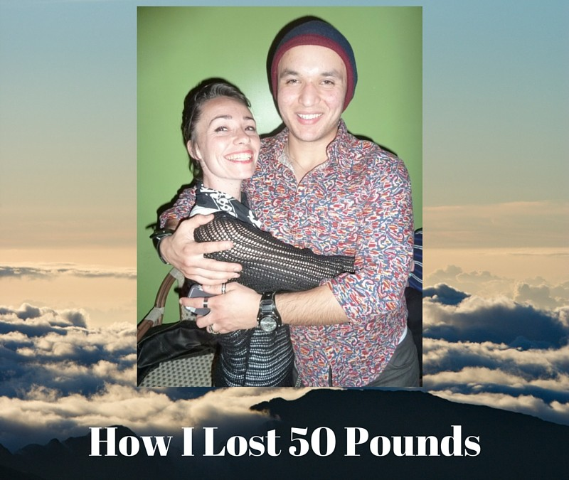 How I Lost 50 Pounds