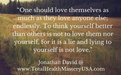 Love Thyself